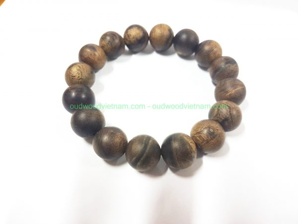 Vietnam agarwood Beaded Bracelet – Natural agarwood mala Beads Bracelet – agarwood Meditation mala Beads – aloeswood Beads Bracelet – Tibetan mala Prayer Beads - agarwood Prayer Beads