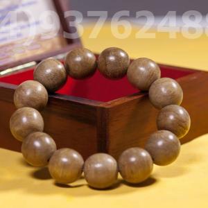 Vietnam agarwood Beaded Bracelet – Natural agarwood mala Beads Bracelet – Agarwood Meditation mala Beads – aloeswood Beads Bracelet – Tibetan mala Prayer Beads - agarwood Prayer beads 21