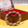 Vietnam agarwood Beaded Bracelet – Natural agarwood mala Beads Bracelet – Agarwood Meditation mala Beads – aloeswood Beads Bracelet – Tibetan mala Prayer Beads - agarwood Prayer beads 18