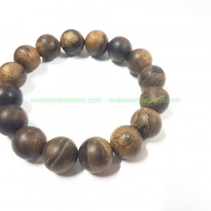 Vietnam agarwood Beaded Bracelet – Natural agarwood mala Beads Bracelet – agarwood Meditation mala Beads – aloeswood Beads Bracelet – Tibetan mala Prayer Beads - agarwood Prayer Beads