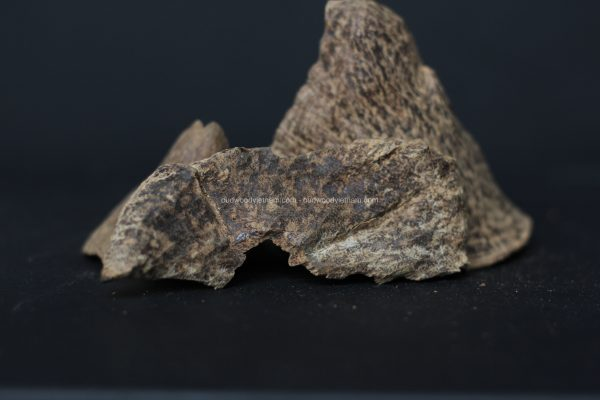 Agarwood Chips Oud Chips Incense Aroma | Natural Wild and Rare Agarwood Chips from Oudwood Vietnam | Pure Material Grade A++ (Doi De)