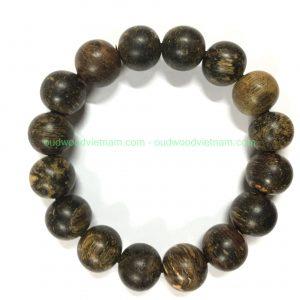 Vietnam agarwood Beaded Bracelet – Natural agarwood mala Beads Bracelet – agarwood Meditation mala Beads – aloeswood Beads Bracelet – Tibetan mala Prayer Beads - agarwood Prayer Beads 2