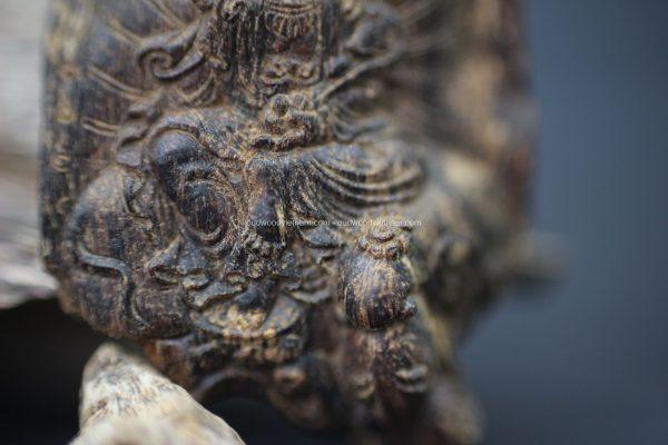 Viet Nam Nha Trang Sinkable Ky Nam, Ki nam, Kyara, Qi nan, Calambac, 沉香木奇楠 - Pu Xian Buddha