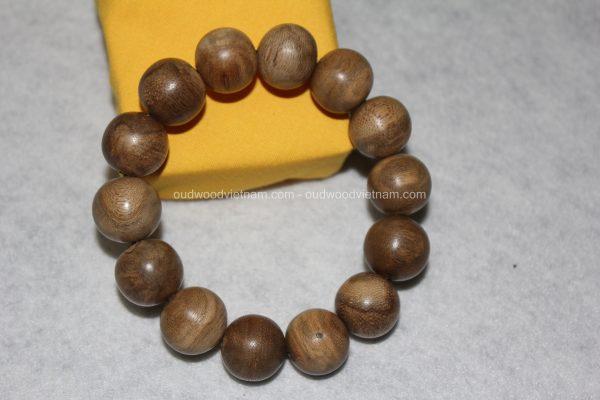 Vietnam agarwood Beaded Bracelet – Natural agarwood mala Beads Bracelet – Agarwood Meditation mala Beads – aloeswood Beads Bracelet – Tibetan mala Prayer Beads - agarwood Prayer Beads 10