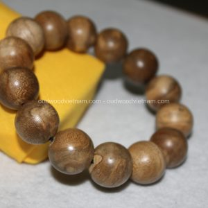 Vietnam agarwood Beaded Bracelet – Natural agarwood mala Beads Bracelet – Agarwood Meditation mala Beads – aloeswood Beads Bracelet – Tibetan mala Prayer Beads - agarwood Prayer Beads 10