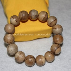 Vietnam agarwood Beaded Bracelet – Natural agarwood mala Beads Bracelet – Agarwood Meditation mala Beads – aloeswood Beads Bracelet – Tibetan mala Prayer Beads - agarwood Prayer Beads 6